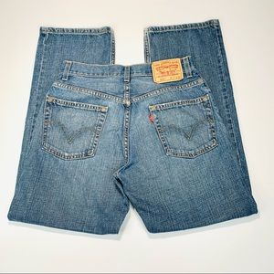 Levi's jeans 559 relaxed fit men's size 29 x 30